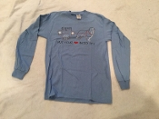 Put Your Heart Into - Long Sleeve T-Shirt - Blue