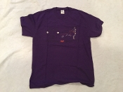 Put Your Heart Into - Short Sleeve T-Shirt - Purple