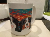 3 Berner Coffee Mug