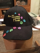 All My Children Have Paws - Baseball Hat
